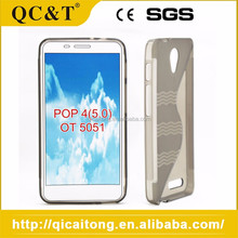 Factory Products Fashion Phone Covers For ALCATEL POP 4 OT5051