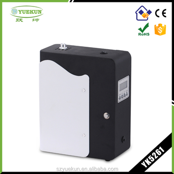 Eco-friendly hotel portable commercial scent diffuser machine electric aroma perfume machine for 300 cubic meters