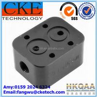 Al 6061-T6 Precision Machining Milling Champion Grader Parts with ISO 9001 High Level