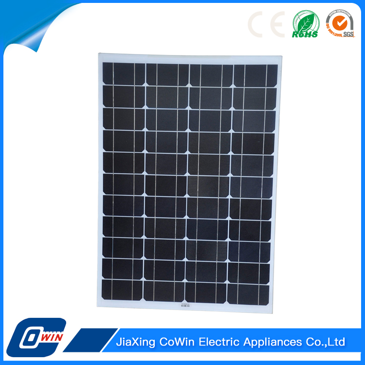 Cheapest Price Best Quality 50W Solar Flat Roof Mounting Panel