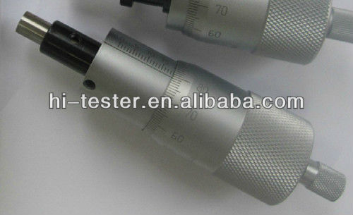 0-100mm micrometer heads,precision micrometer head