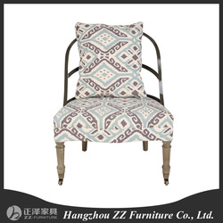 wooden furniture frames for upholstery vintage industrial metal chair modern leisure chair