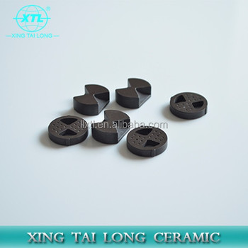 300, 000 to 500, 000 Frictional times Alumina Ceramic Disc Cartridge