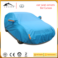 factory sale reflective full car cover with OEM for LEXUS CT RC