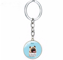 The Secret Life of Pets Keychain Snowball Gidget Mel Max Buddy Keychains Animated Movie Key Chain Key Holder