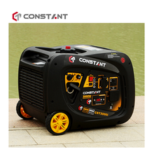 3kw Small-sized power generator with handle and light mobile phone for frequency <strong>conversion</strong> machine portable generator