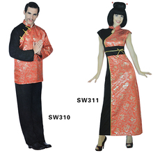 Factory hot sale chinese national costume