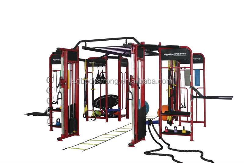 Integrated Gym Trainer 360 Crossfit Gym Equipment/CE,ROHS/ Bodystrong Fitness
