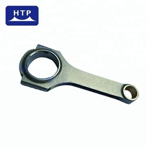 Car engine spare parts Forged diameter connecting rod price list for SUZUKI 127mm