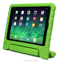 Popular Kids Shockproof EVA Foam Stand Case for iPad Air 2, Tablet Cover for iPad Air With Handle