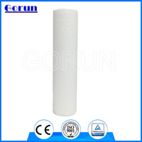 Hot sale PP filter cartridge for filtering water, strong acid, alkaline solution