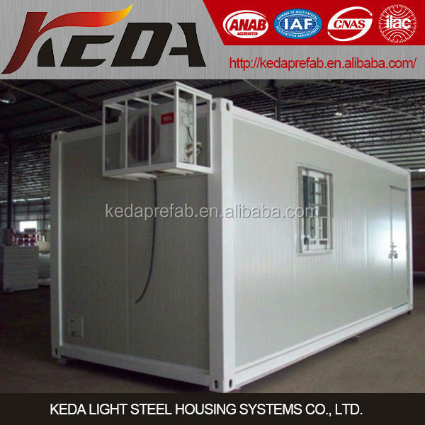 Portable Modular Home Prefab Container House As Site Camp Accommodation