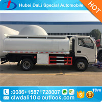 factory price the new product 4500L fuel tank, oil tanker for sale