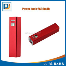 External mobile power bank 2200mah power bank/extenal batteries/portable chargers
