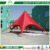 Camping Beach Single Aluminium Pole Promotional Star Shaped Tent For Sale