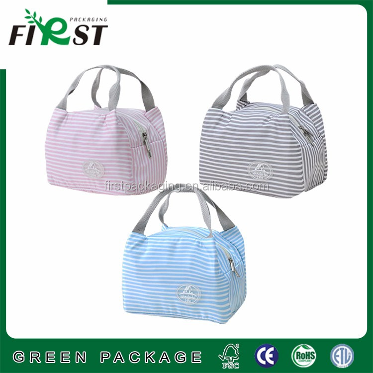 Cheap insulated cooler bag for picnic frozen food lunch ice cream China OEM factory custom accept