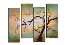 Beautiful Abstract Oil Painting For Living Room In China