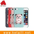 Factory OEM New Design custom 3d silicone phone case