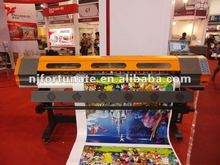 1.8m flex banner Printer with Dx5 Printhead
