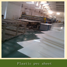 Best Transparent and Colorful PVC rigid plastic sheet roll for Packing