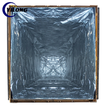 40ft aluminum foil wove bubble reflective insulation thermal <strong>container</strong> liner
