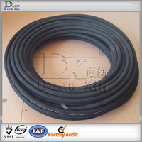 large diameter/small diameter flexible industrial EPDM nitrile silicone rubber hose/steam hose