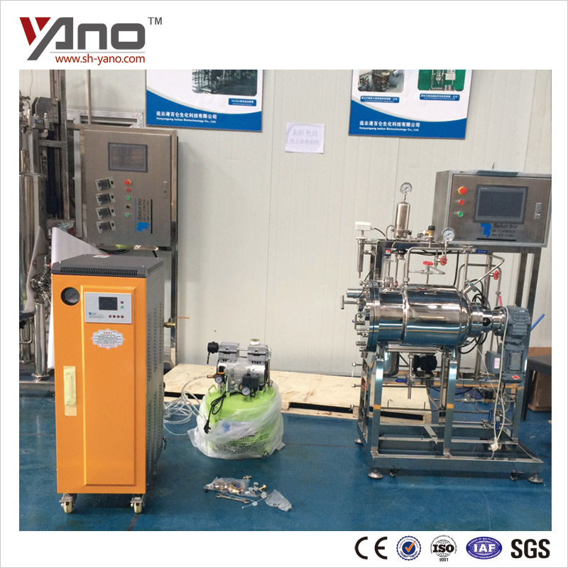 In Chemical Industry Electric Working Simple Vertical Boiler