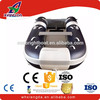 plastic pontoon pvc boat for fishing with ce