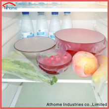 IHOME food grade silicone cling film food wrap hot film asia blue