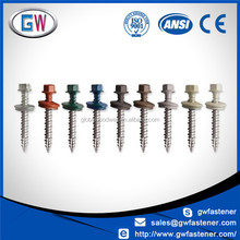 #10 Hi-Lo Thread Sheet Metal Roof and Siding Screw