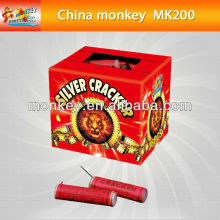 Silver cracker big sound thunder fireworks for sale [G15000]