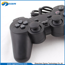 Wired Gaming Controller Joypad Joysticks for PS2 Console Gamepad Dual Vibration