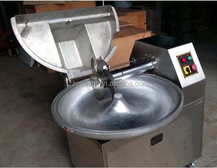 Lower price and stable use much better than Germany used bowl cutter second hand bowl cutter
