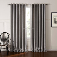 Ready Made Luxury Curtains Designs Home Decor Blackout Embossed Curtains Hotel Used Drapery Curtains Sunshade Fabric Blind