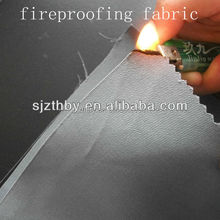 China suppliers 100% cotton flame retardant fabric yard