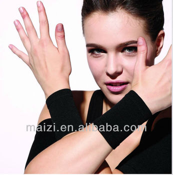 High elastic compression wrist support