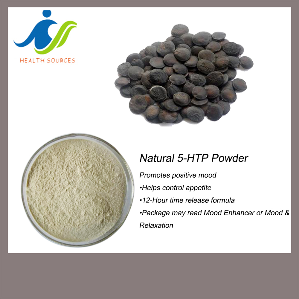 pure 98% 5HTP from plant extract