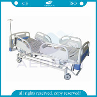 AG-BM103 CE ISO medical adjustable 3 function electric hospital bed