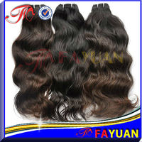 Noble and popular various length Red Wavy Weave