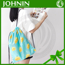 Fashion Girls Travel Backpack 190t Polyester Bag