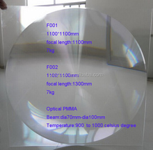 1100mm 101cm 1.1M Solar Heating Device Cooker Condenser Concentrator Big Large Giant Fresnel Lens