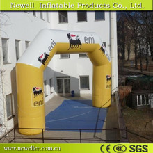 Lower price inflatable tire archway in good quality