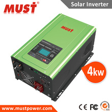 Inbuilt mppt solar charge controller 30A 40A 60A PV3000 MPK series INVERTER