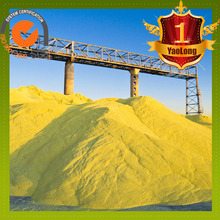 High purity bright yellow powder/granule/flake Sulfur