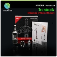 Hot Selling Original Kangertech Protank 3 dual coil glassomizer Authorized & Low Price