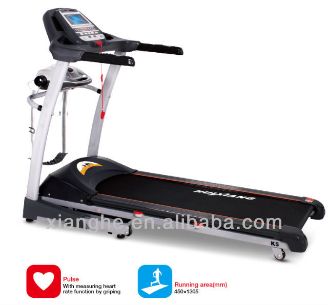 Foldable Motorized Treadmill electric treadmill running machine walking exercise machine K5-450