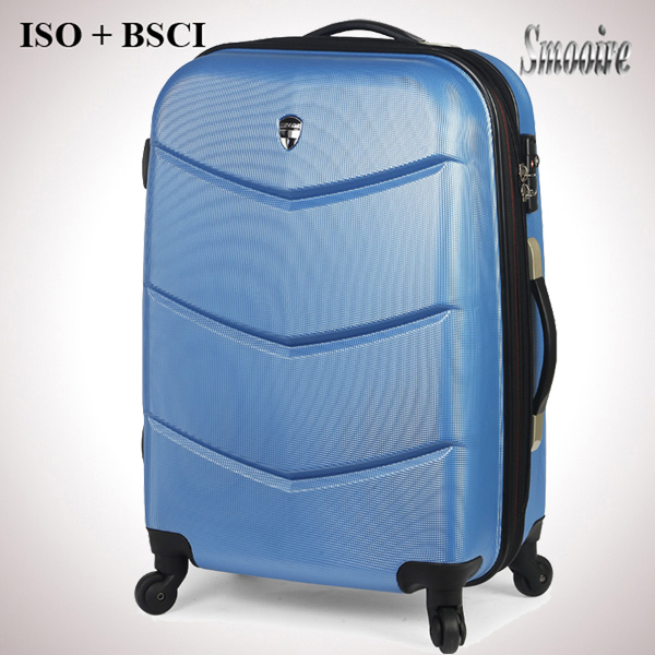 scratch resistant unique 100% PC polycarbonate heys luggage