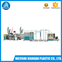 Adopts Frequency PVC Suction Hose Production Line Flexible Hose Machine