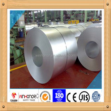 China hot-dipped galvanized steel coil used in steel structure & building