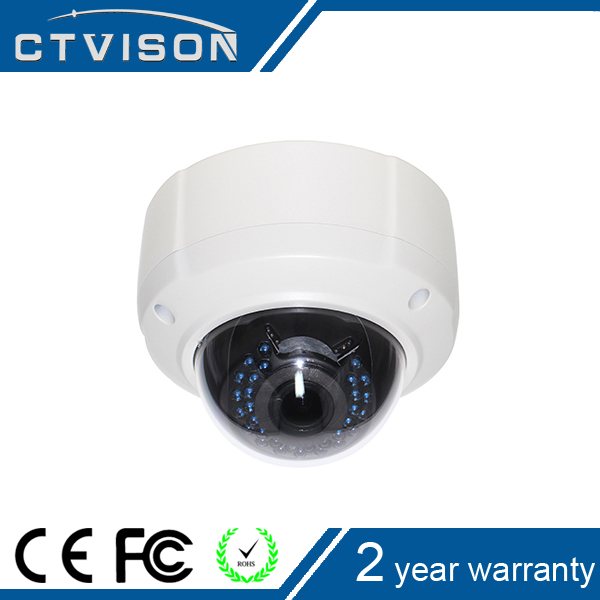 700TVL Vandal proof 20m ir led working distance cctv cameras